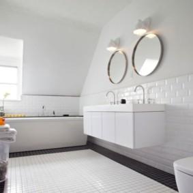 maçonnerie dans un design d'intérieur d'appartement