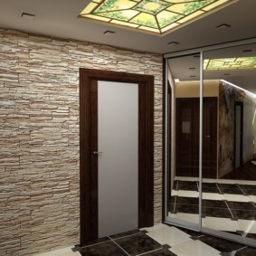 couloir dans les idées photo appartement