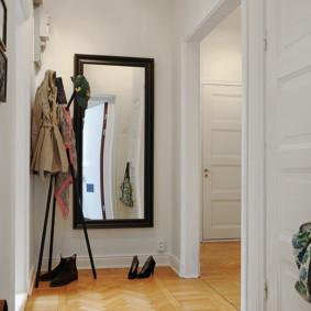 couloir dans l'appartement photo intérieur