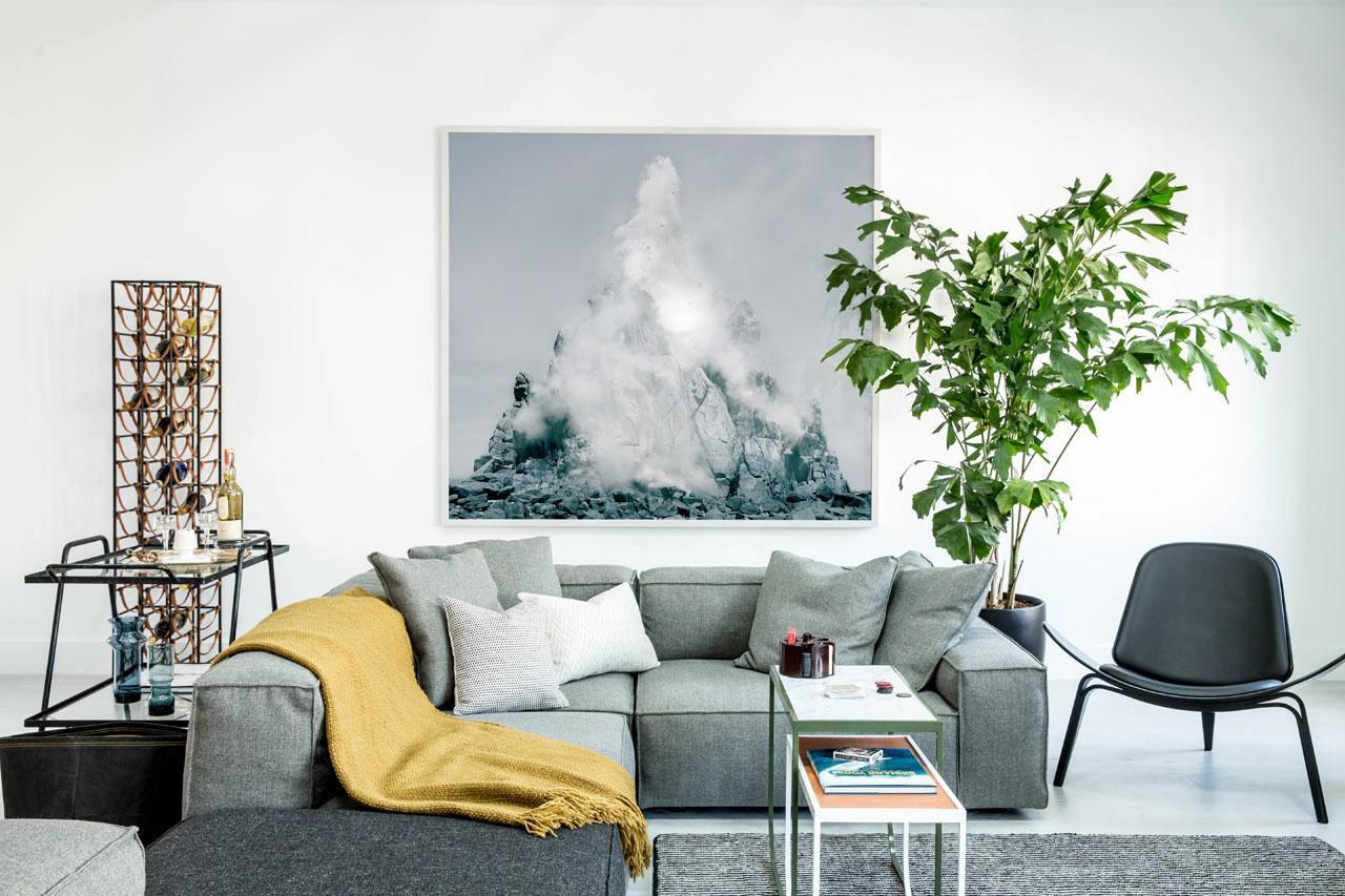 décoration photo de style scandinave