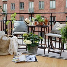 idées d'appartements de style scandinave
