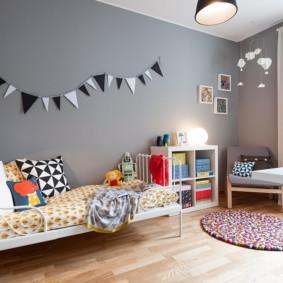 idées de décoration d'appartement de style scandinave