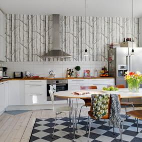 idées d'intérieur d'appartement de style scandinave