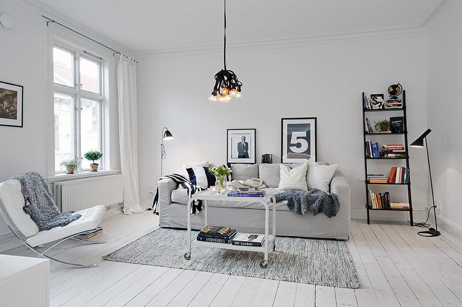idées d'appartement de style scandinave idées