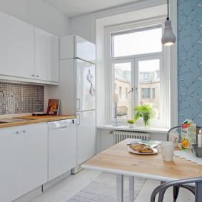 Idées d'idées d'appartement de style scandinave
