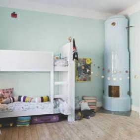 types d'appartements de style scandinave photo