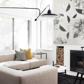 design d'appartement de style scandinave