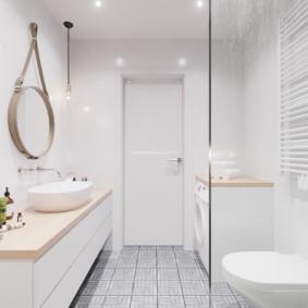 design d'intérieur d'appartement de style scandinave