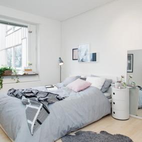 conception de photo d'appartement de style scandinave