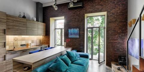 loft dans un petit appartement design idées