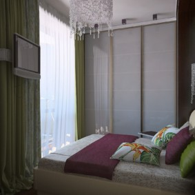chambre photo 5 m² design photo