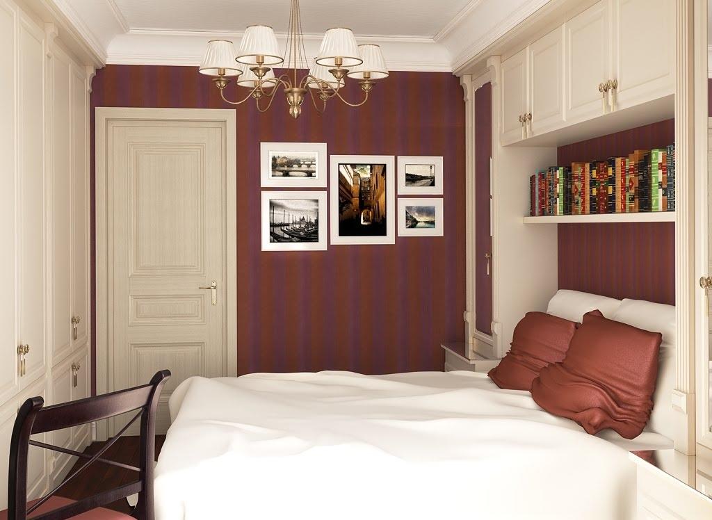chambre 5 m² photo intérieur