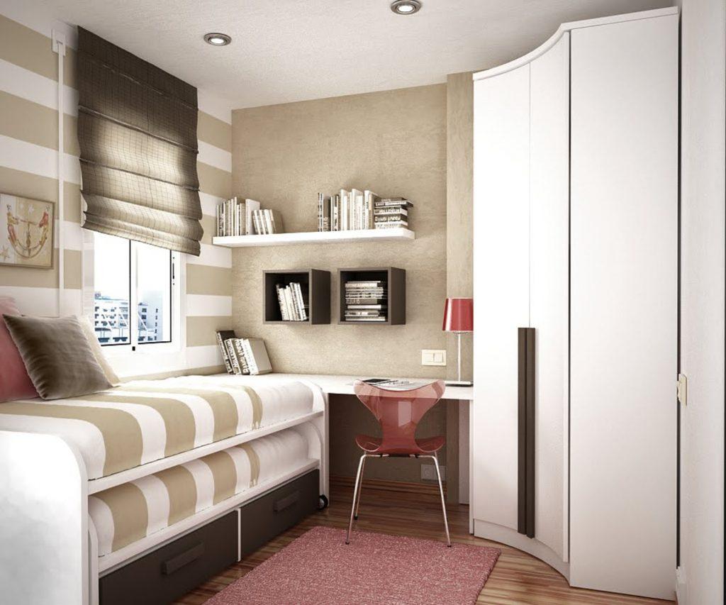 chambre 5 m² vues idées