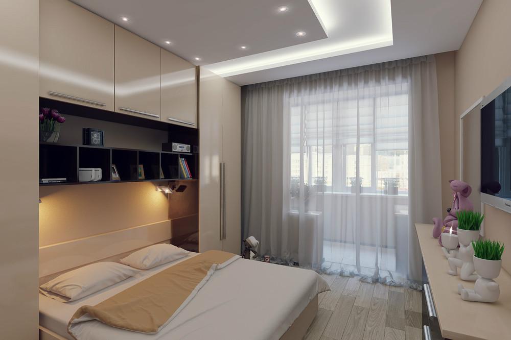 chambre 5 m² vues