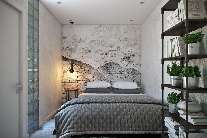 petite chambre 5 m2