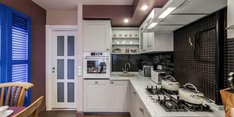 matériaux pour un ensemble de cuisine photo d'un intérieur