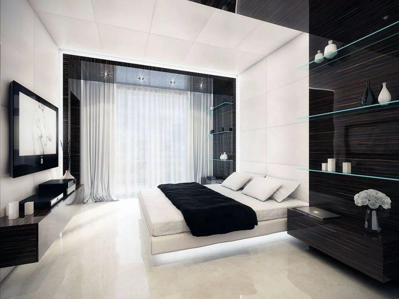photo de décoration de chambre pour hommes