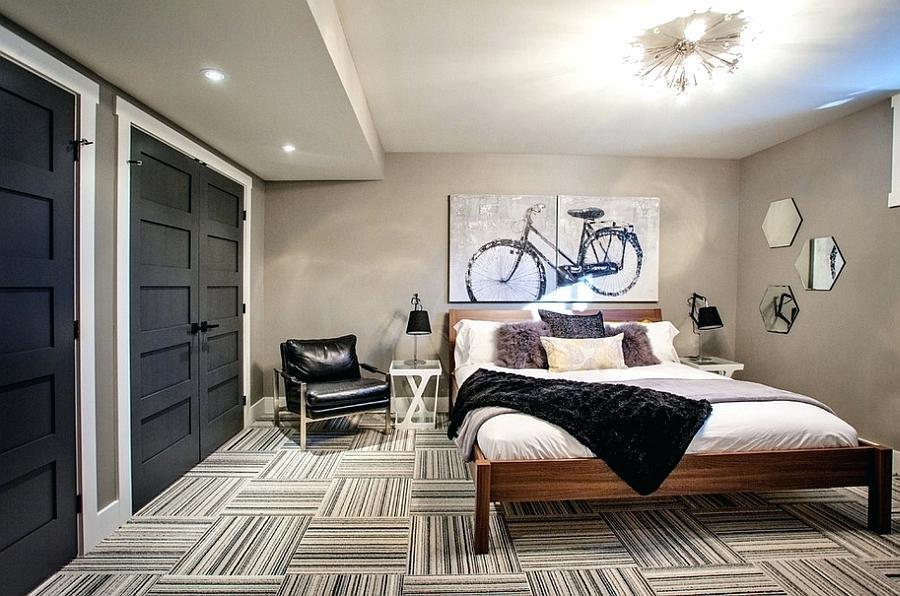 idées de décoration de chambre pour hommes