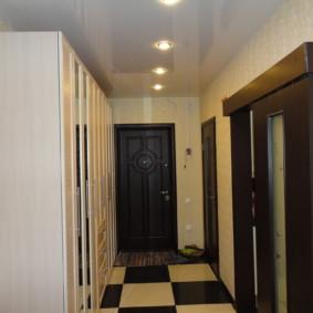 options de couloir de plafond tendu