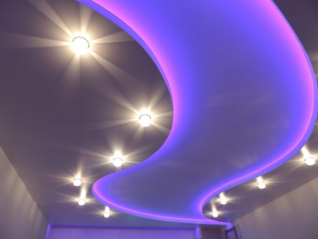 plafond suspendu dans le couloir idées idées vues