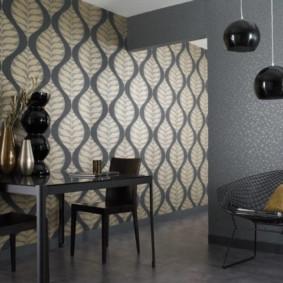 fond d'écran pour les options de photo de salon moderne