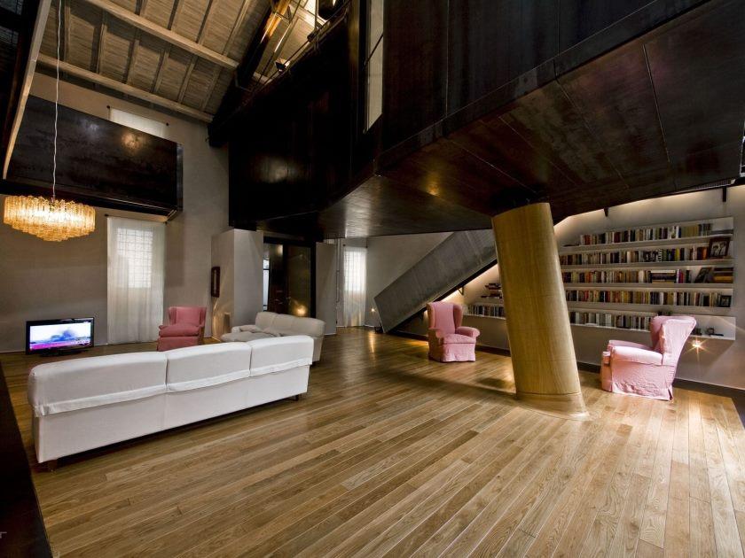 studio appartement loft style idées photo