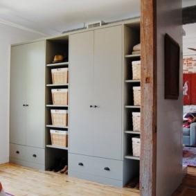 studio dans des idées de conception de style loft