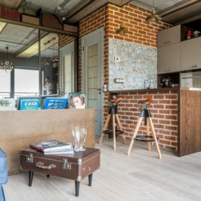 idées de style appartement loft idées