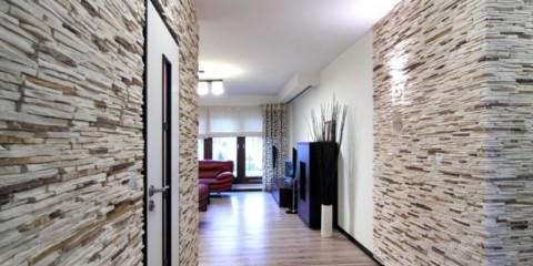 décoration murale idées de conception de pierre décorative