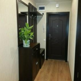 couloir dans un appartement dans une maison de panneau idées