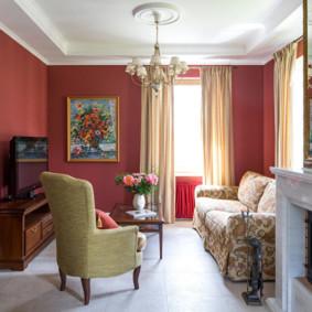 rèm cửa ý tưởng cổ điển hiện đại nội thất