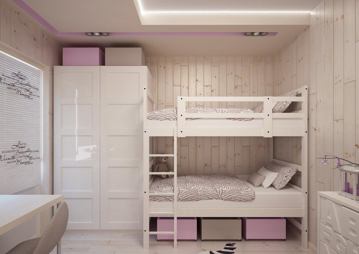 chambre 8 m² enfants