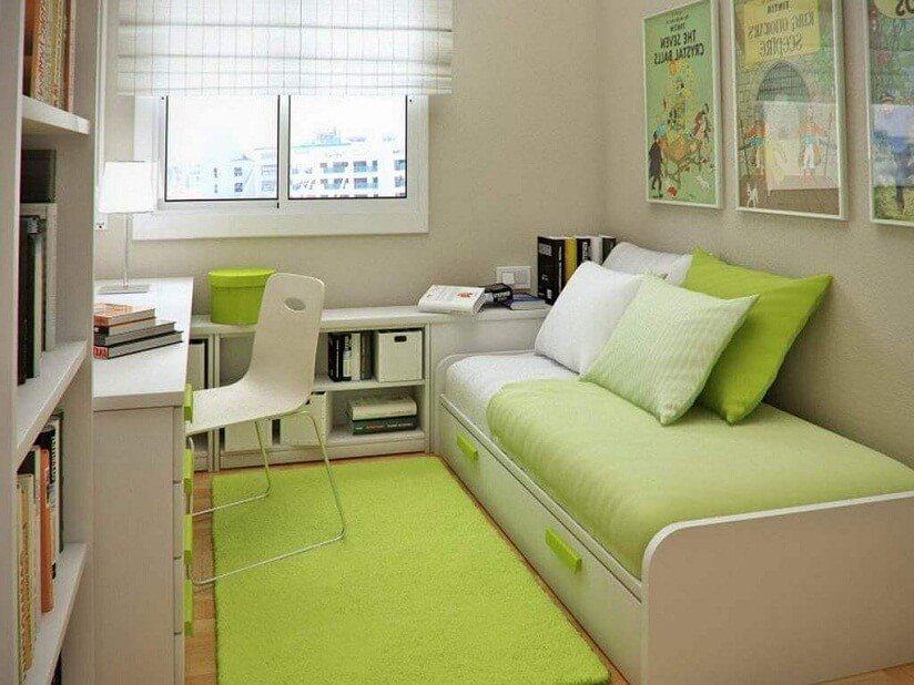 chambre 8 m² idées intérieures