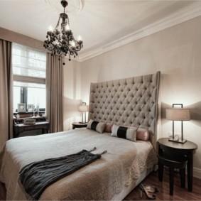 intérieur photo chambre beige