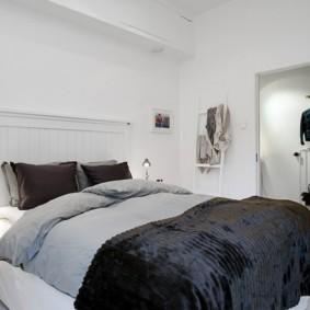 chambre 5 m² décor photo