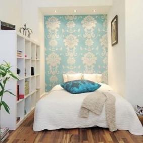 chambre à coucher 5 m² idées design