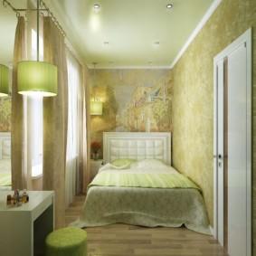 chambre 5 m² idées photos