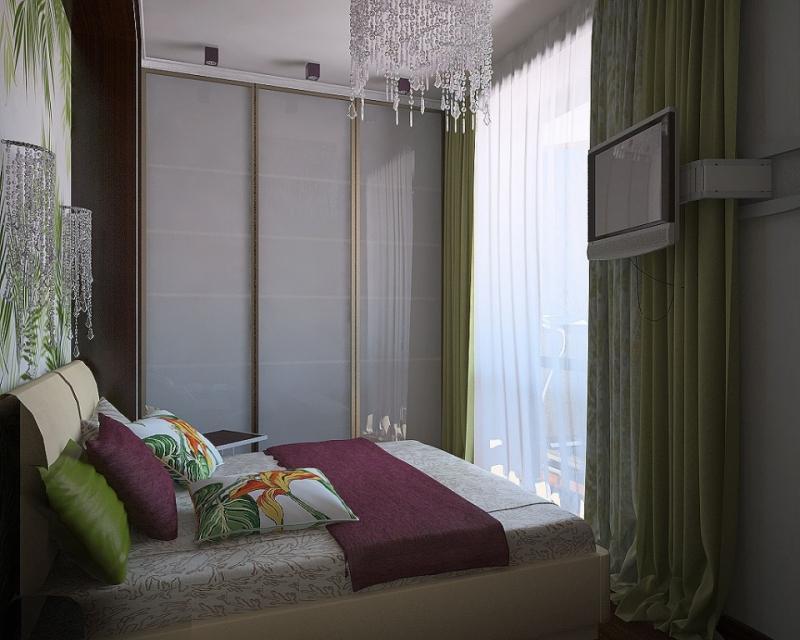chambre 5 m² idées intérieur