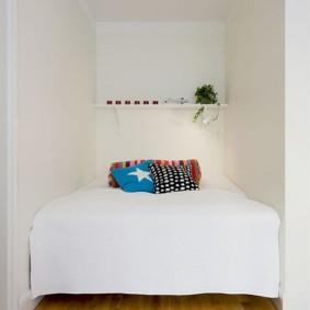 chambre 5 m² types de design