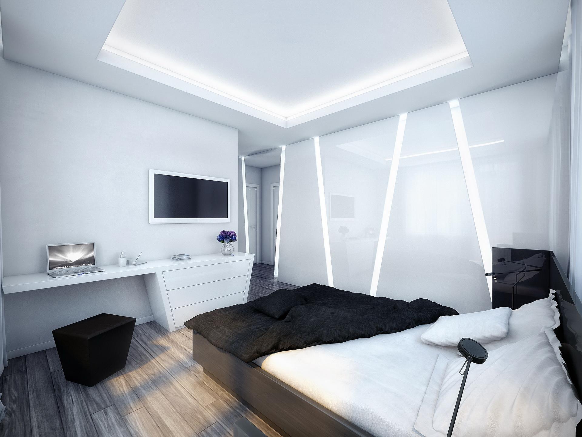 chambre 8 m² idées design