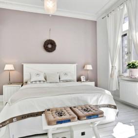 chambre à coucher 8 m² options