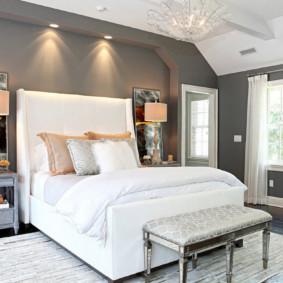 chambre à coucher 8 m² options photo