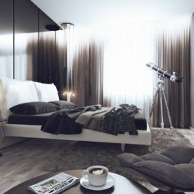 idées de conception de chambre pour hommes