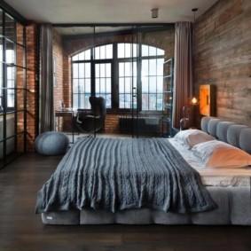 idées de chambre à coucher pour hommes