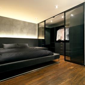 idées d'intérieur de chambre à coucher pour hommes