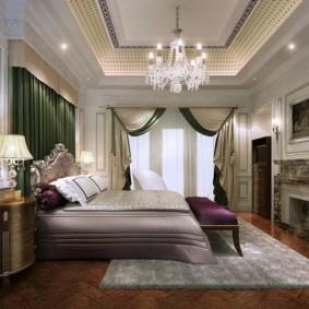 photo intérieure de la chambre des hommes