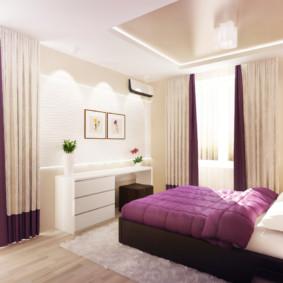 design de chambre beige