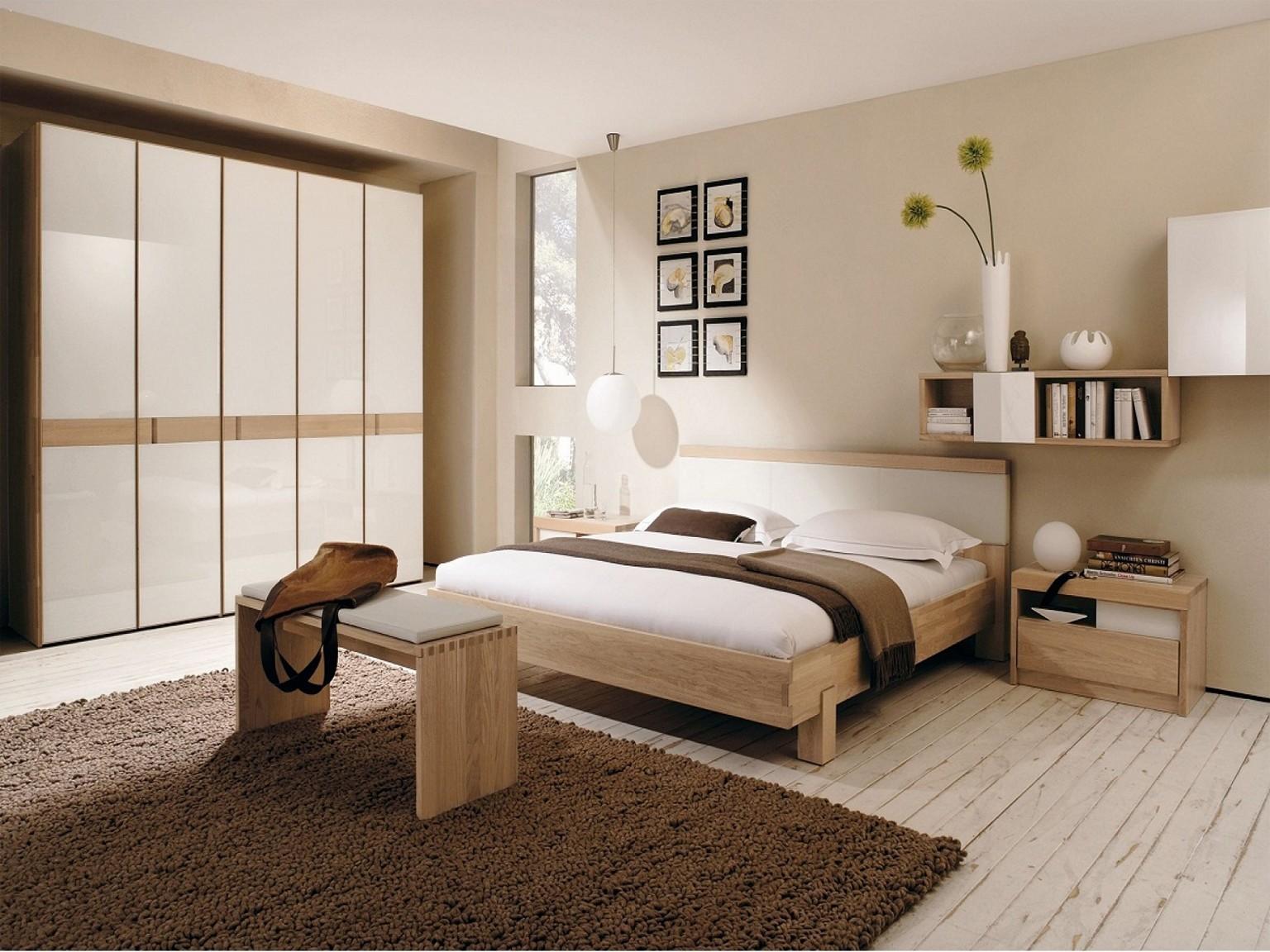 idées de décoration de chambre beige