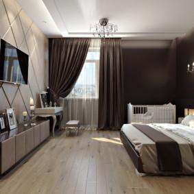 idées de conception de chambre beige