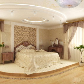 décoration photo chambre classique